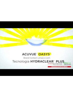 Acuvue Oasys for Astigmatism (6 lentes)