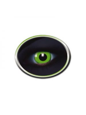 Eye Catcher Flash UV Verde