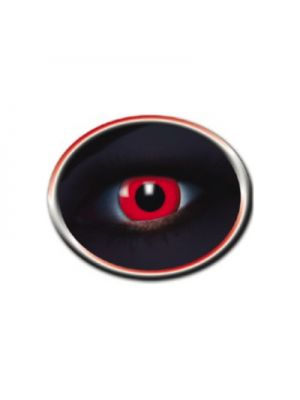 Eye Catcher Flash UV Vermelho