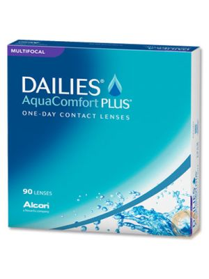 Dailies AquaComfort Plus Multifocal ( 90 lentes)