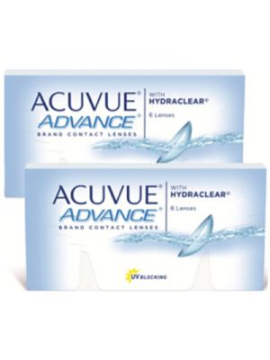 Acuvue Advance (12 lentes)
