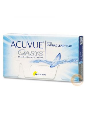 Acuvue Oasys (3 lentes)
