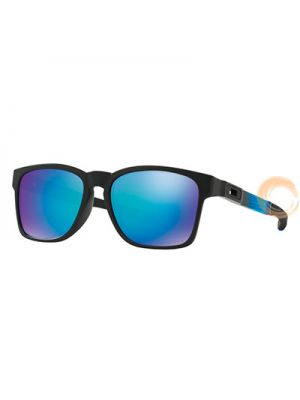OAKLEY CATALYST PRIZM SAPPHIRE FADE COLLECTION OO9272-2255 56-17 144
