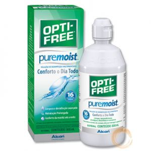 Opti-Free PureMoist - 300 ml